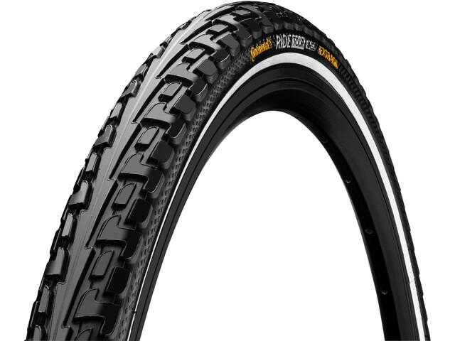 "Continental Ride Tour Clincher Tyre 16x1.75"" Reflex, black/black"
